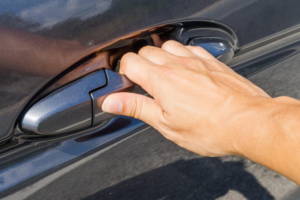 How to fix a car door that wont open