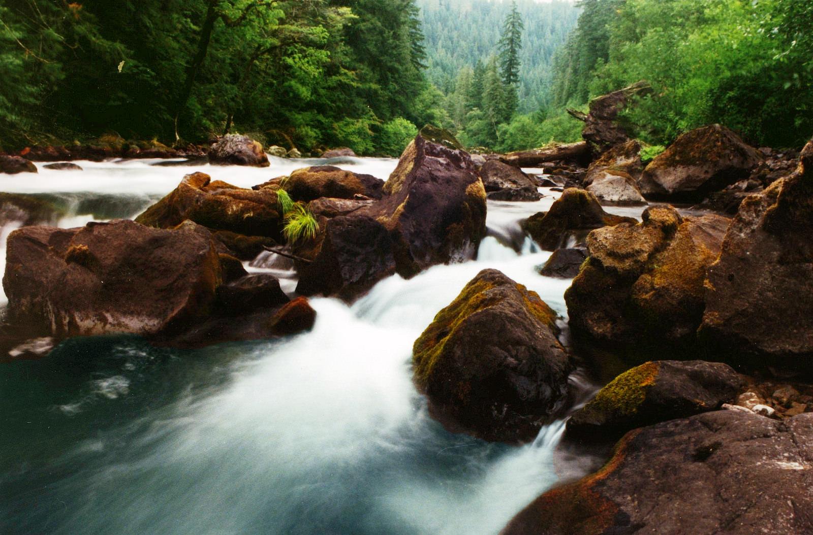 Rogue-Umpqua Scenic Byway Oregon