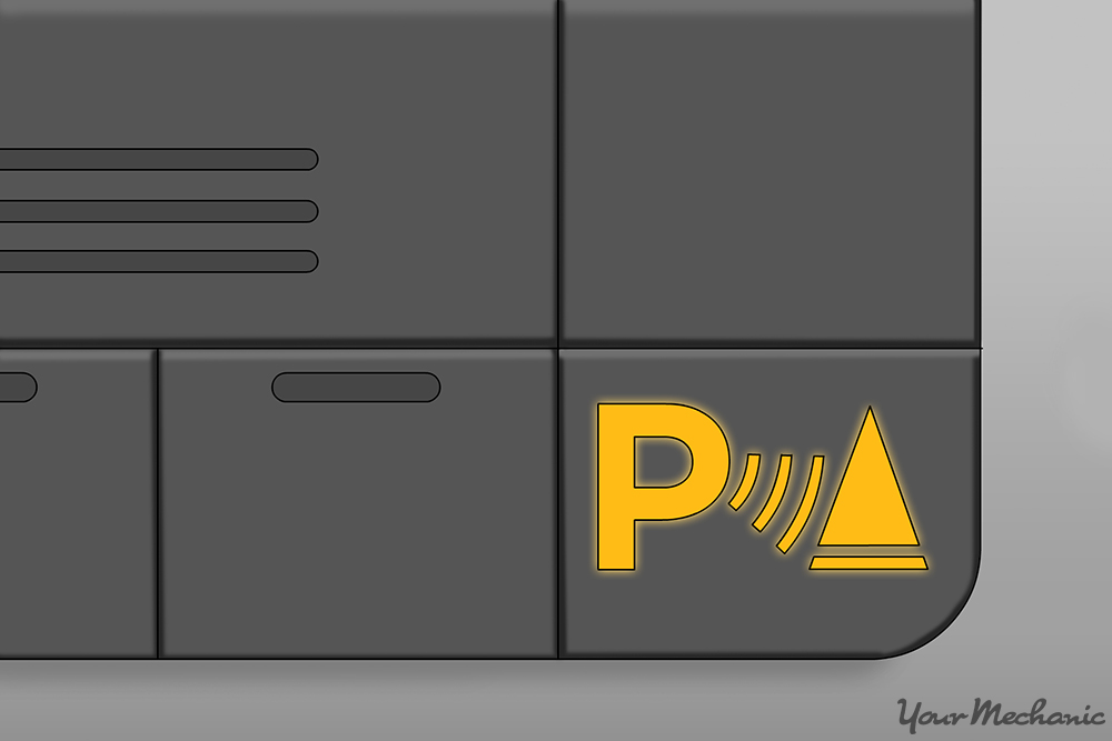 What Does the Parking Assist Indicator Light Mean? | YourMechanic Advice