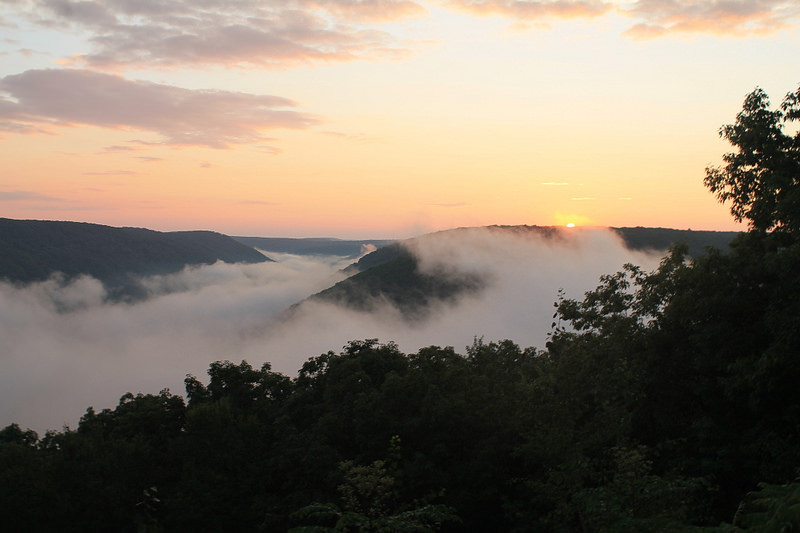 Scenic Highway 6 Pennsylvania