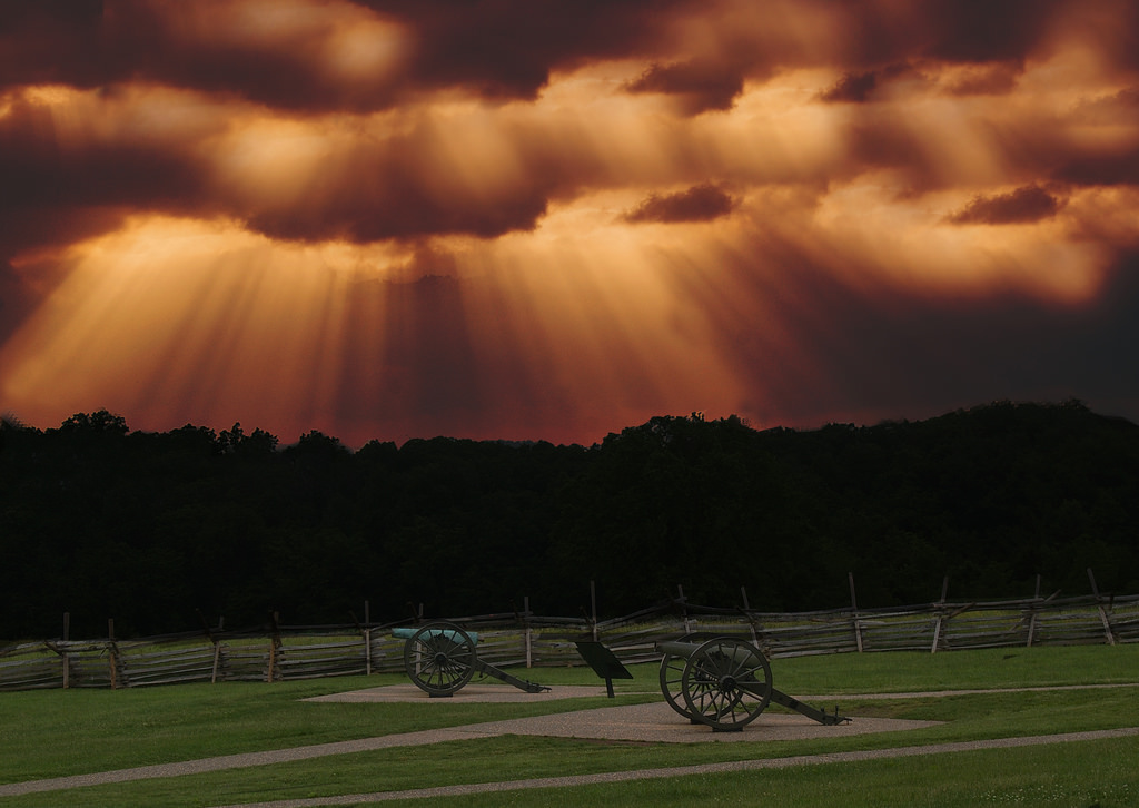 Journey Through Gettysburg Pennsylvania