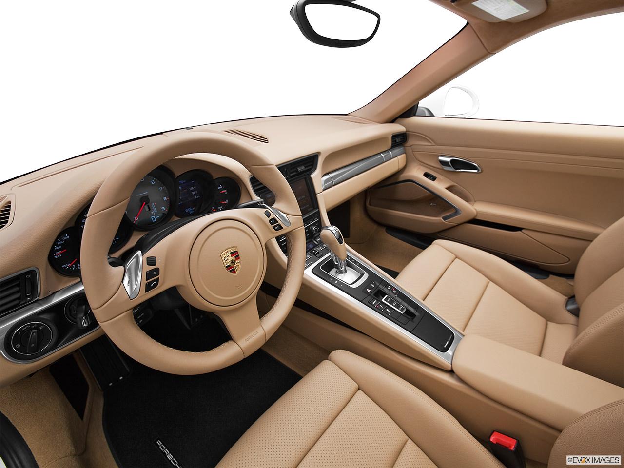 Porsche 911 2012 Interior
