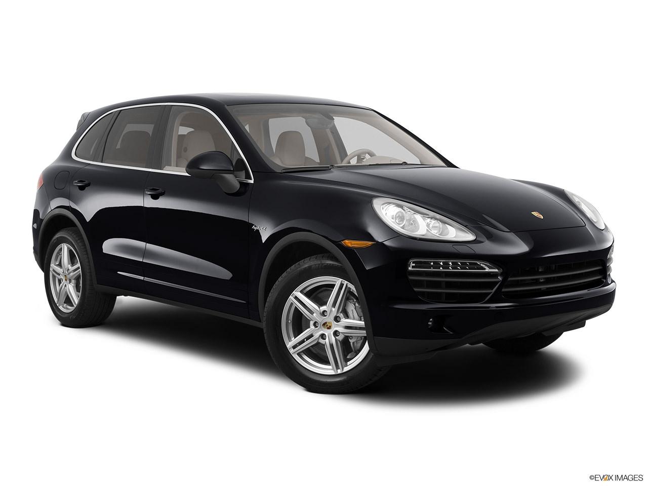 Porsche Cayenne hybrid 2012
