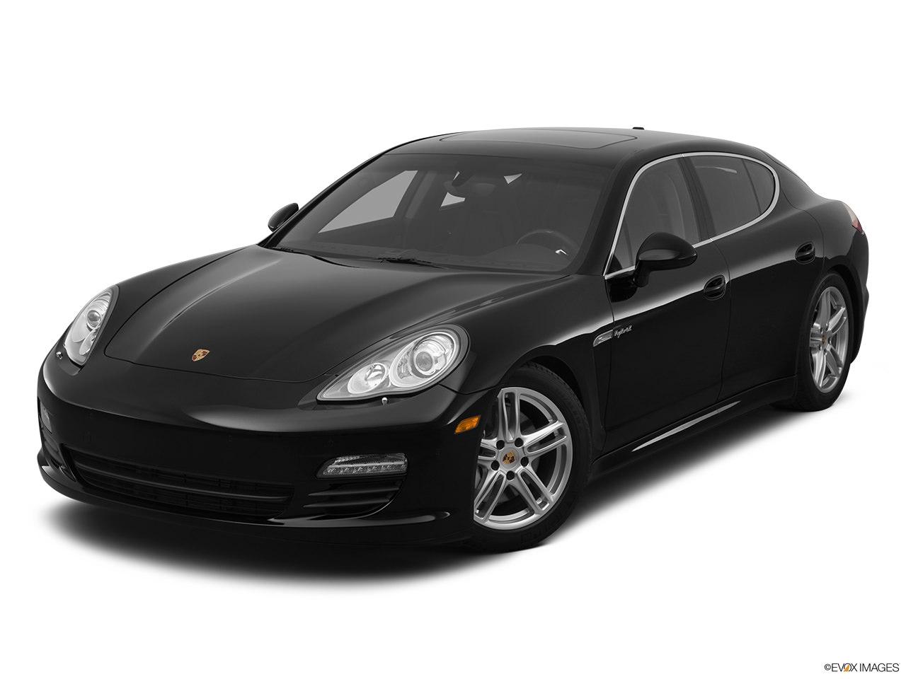 Porsche Panamera Hybrid 2012