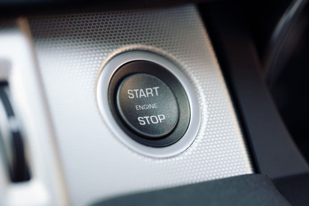 how does a push button start work? yourmechanic advice Push Button Trigger the purpose of a push button start system