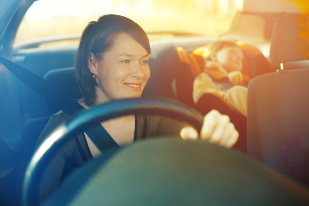 Car Features for Parents To-Be