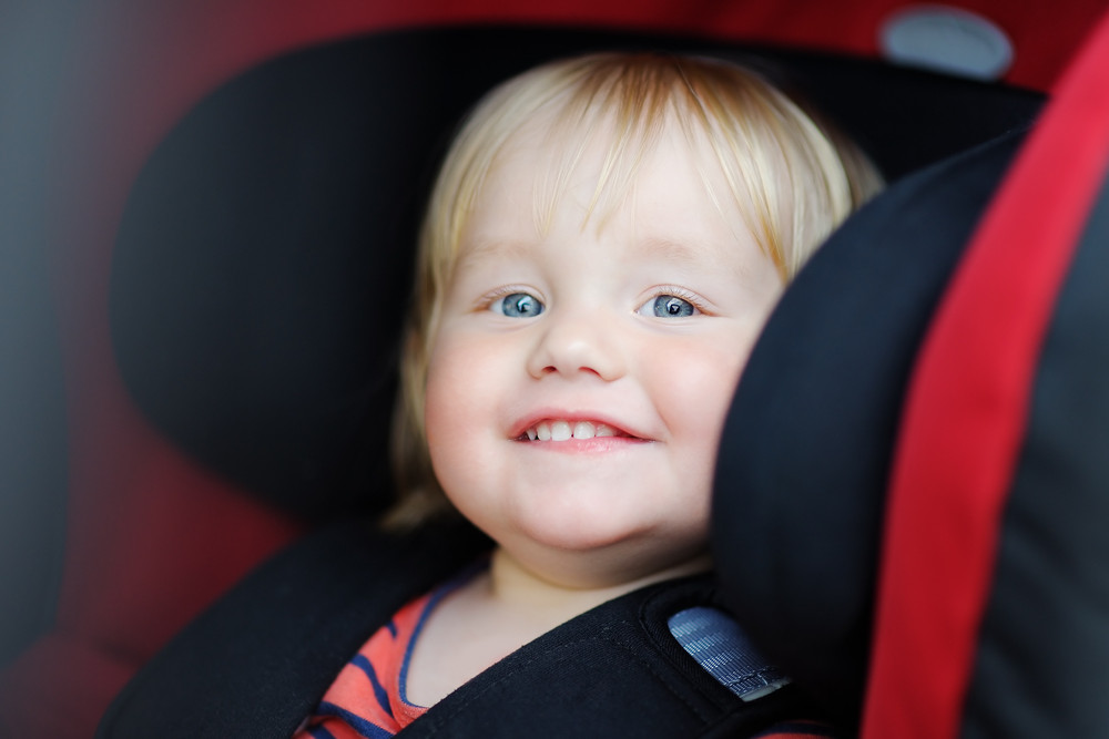 Car Seats for Larger Children