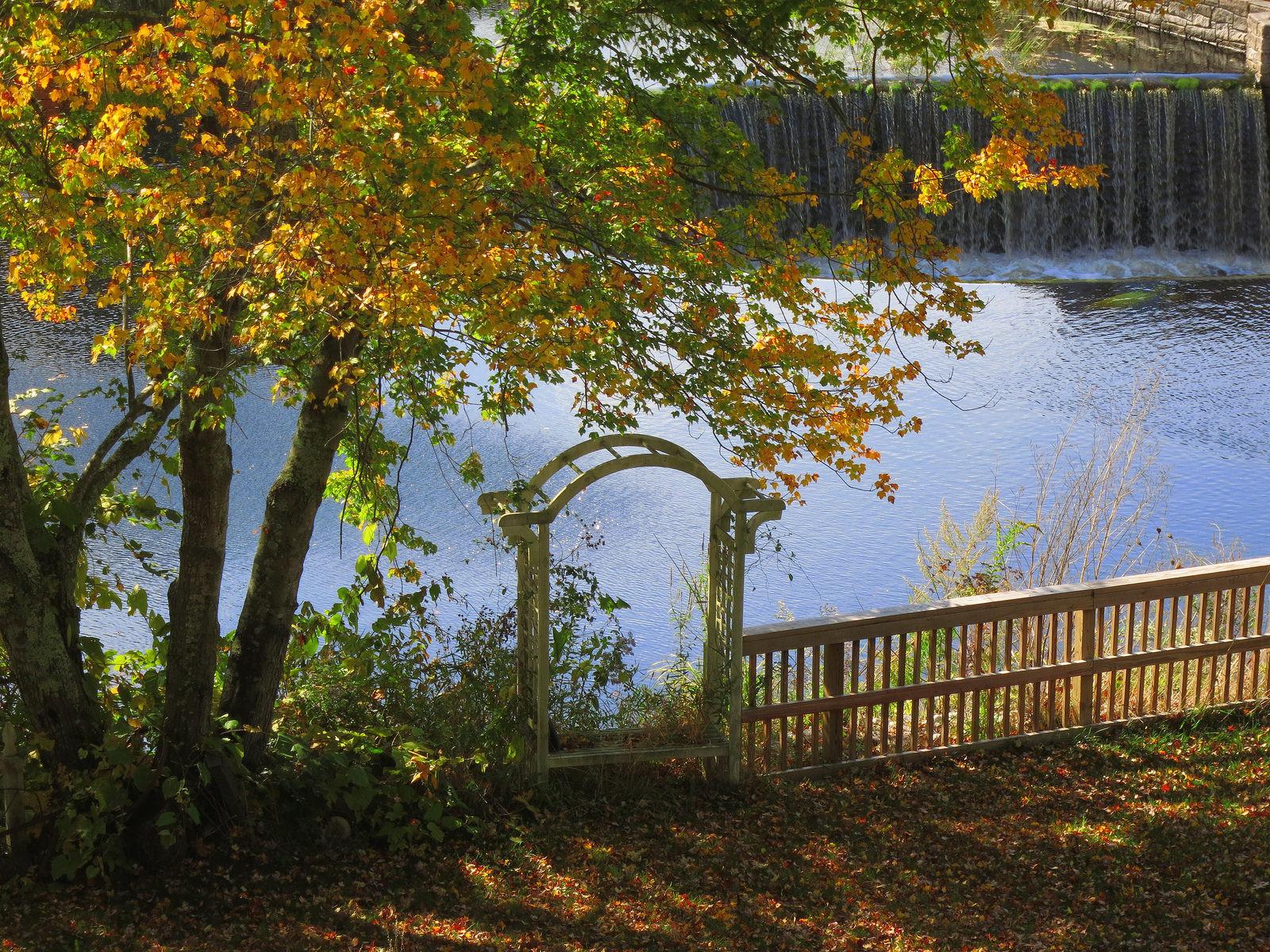 Shannock Village Rhode Island