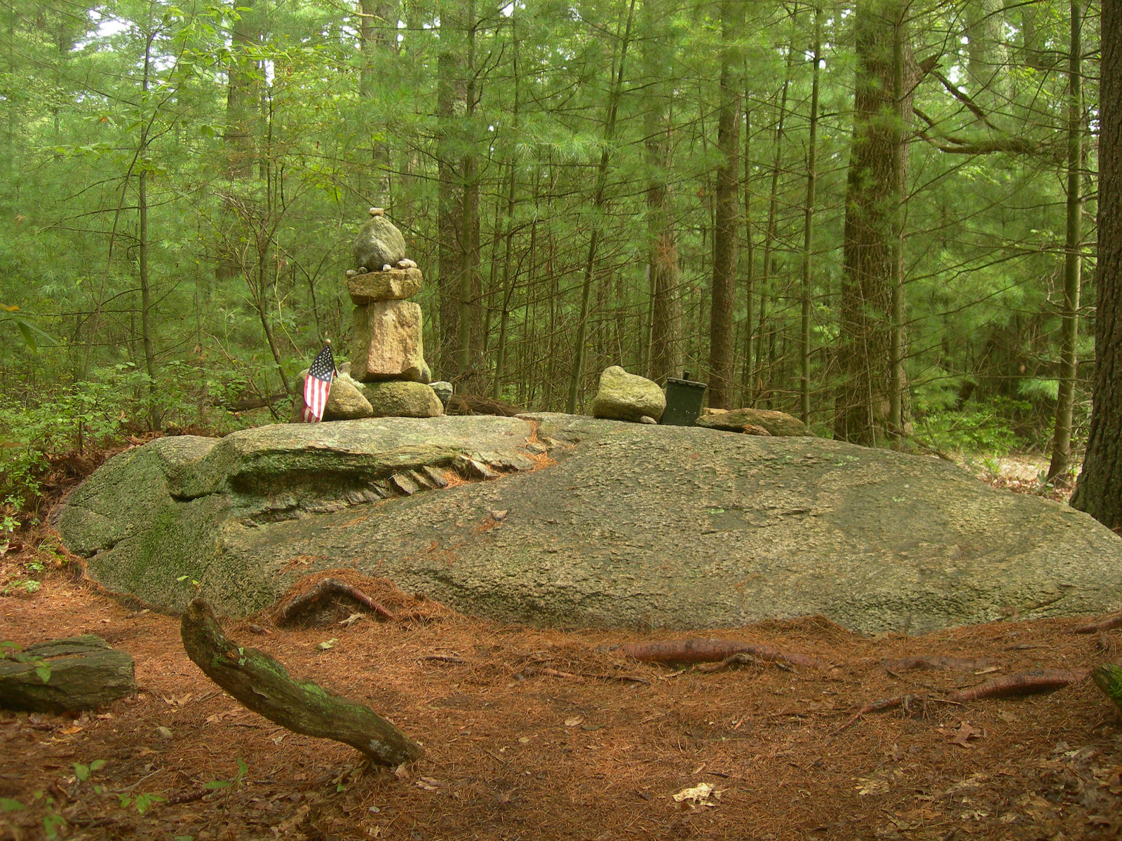 Jerimoth Hill Loop Rhode Island