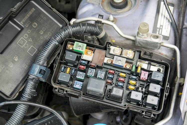 Nissan Maxima Fuse Box - All Diagram Schematics