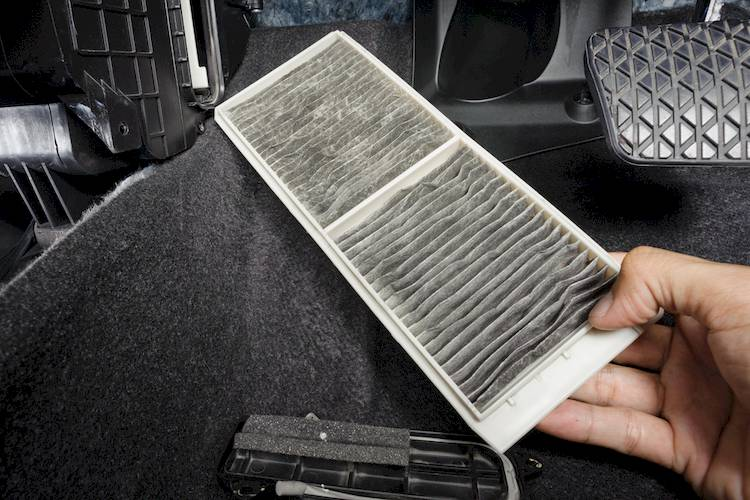 Symptoms Of A Bad Or Failing Cabin Air Filter Yourmechanic Advicerhyourmechanic: 2001 Honda Civic Cabin Air Filter Location At Gmaili.net