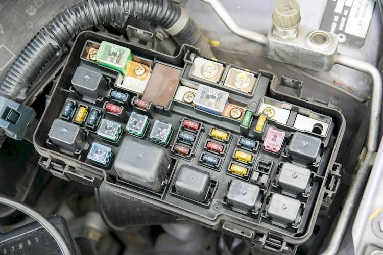 anti lock control relay