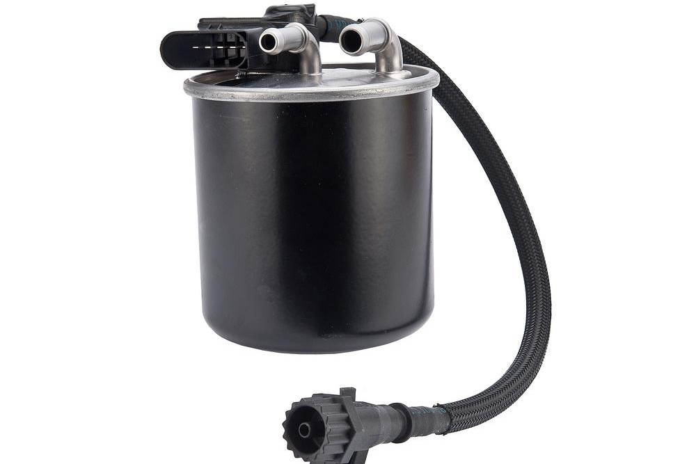 does a 2006 nissan frontier have a fuel filter