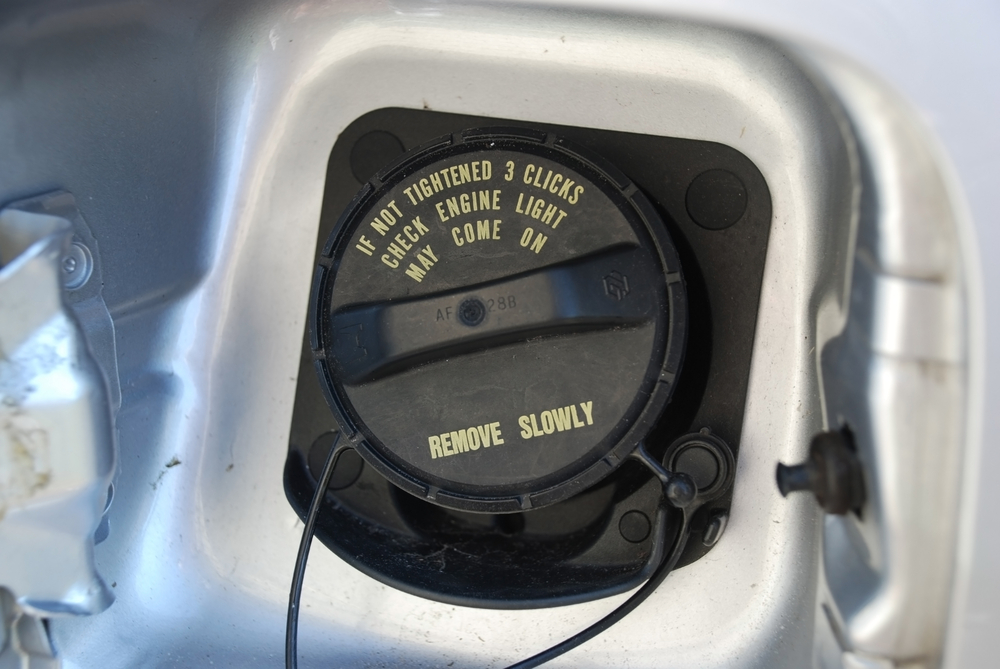 Check fuel cap ford explorer