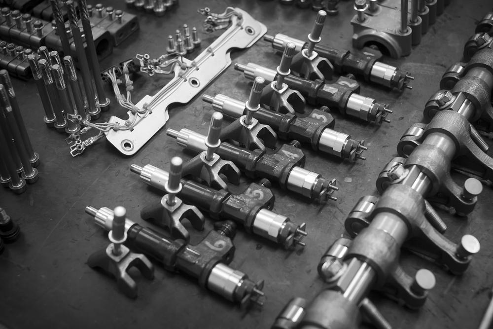 injector control pressure sensor