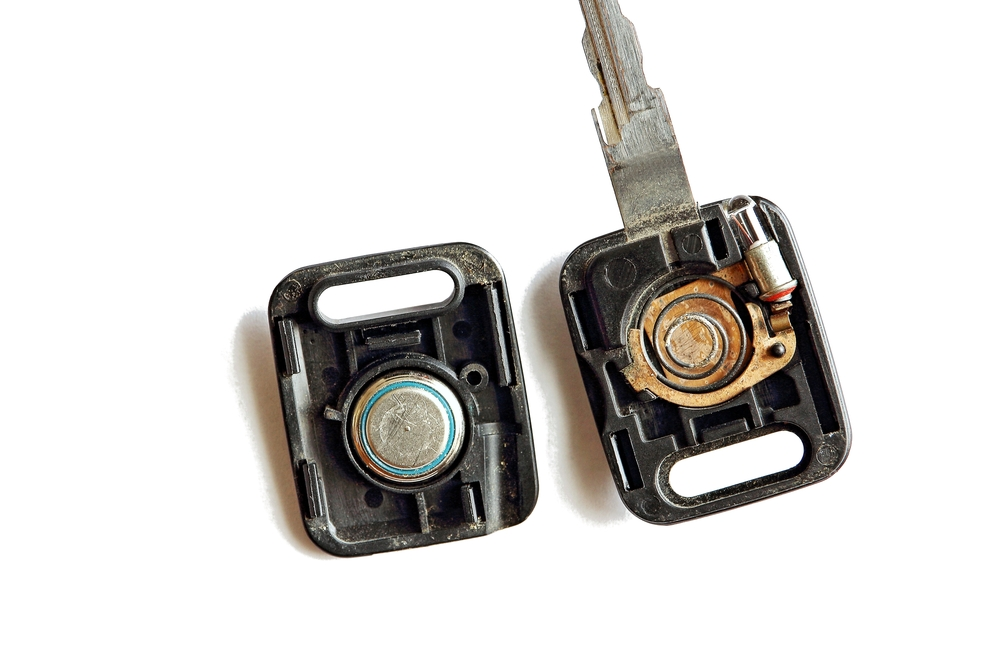 Symptoms of a Bad or Failing Key Fob Battery | YourMechanic Advice