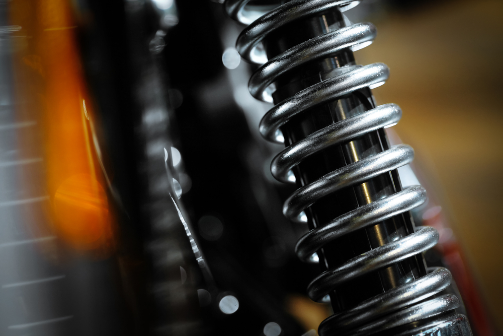 Symptoms of Bad or Failing Suspension Springs | YourMechanic Advice