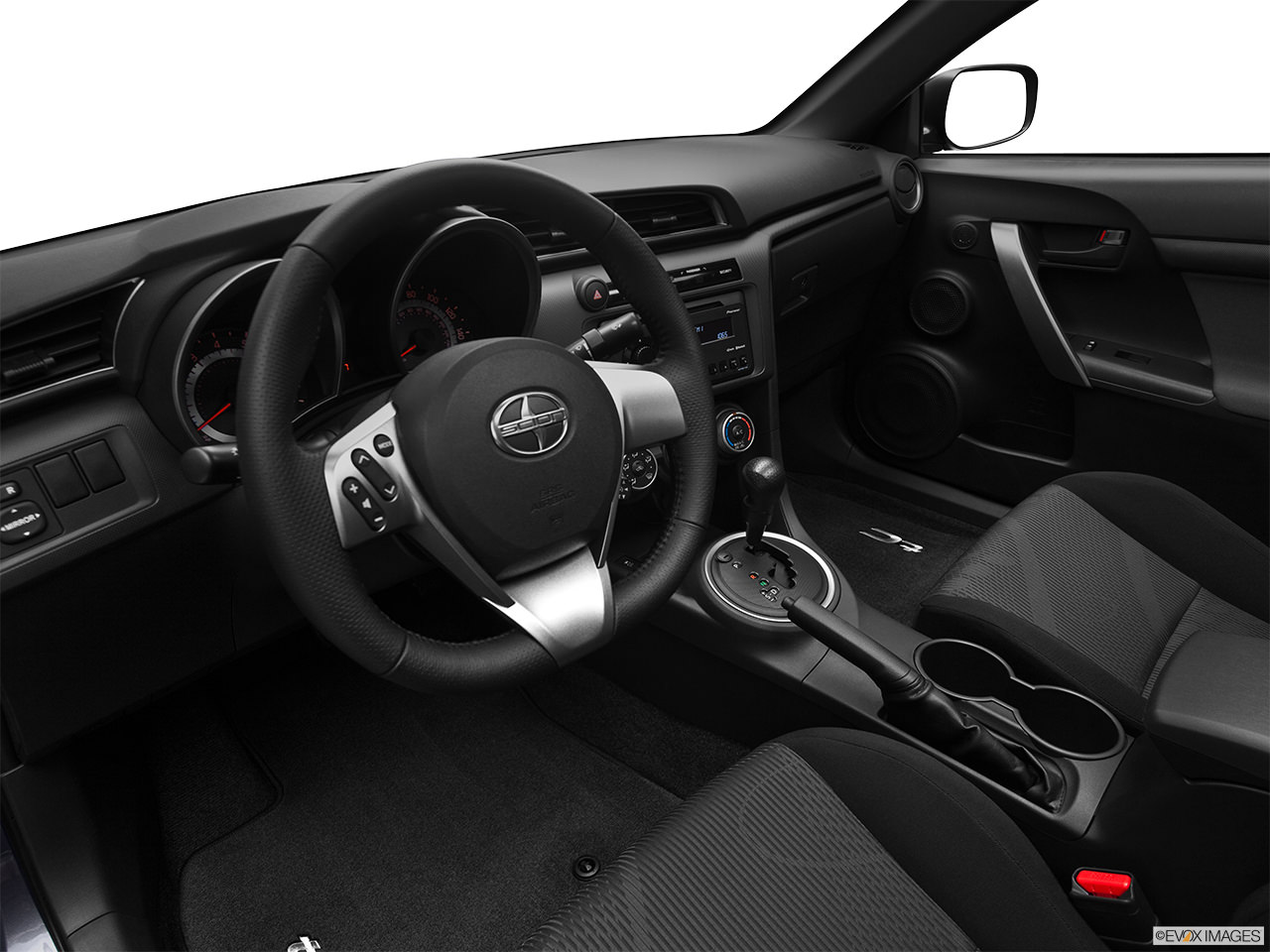 Scion tC 2012 Interior