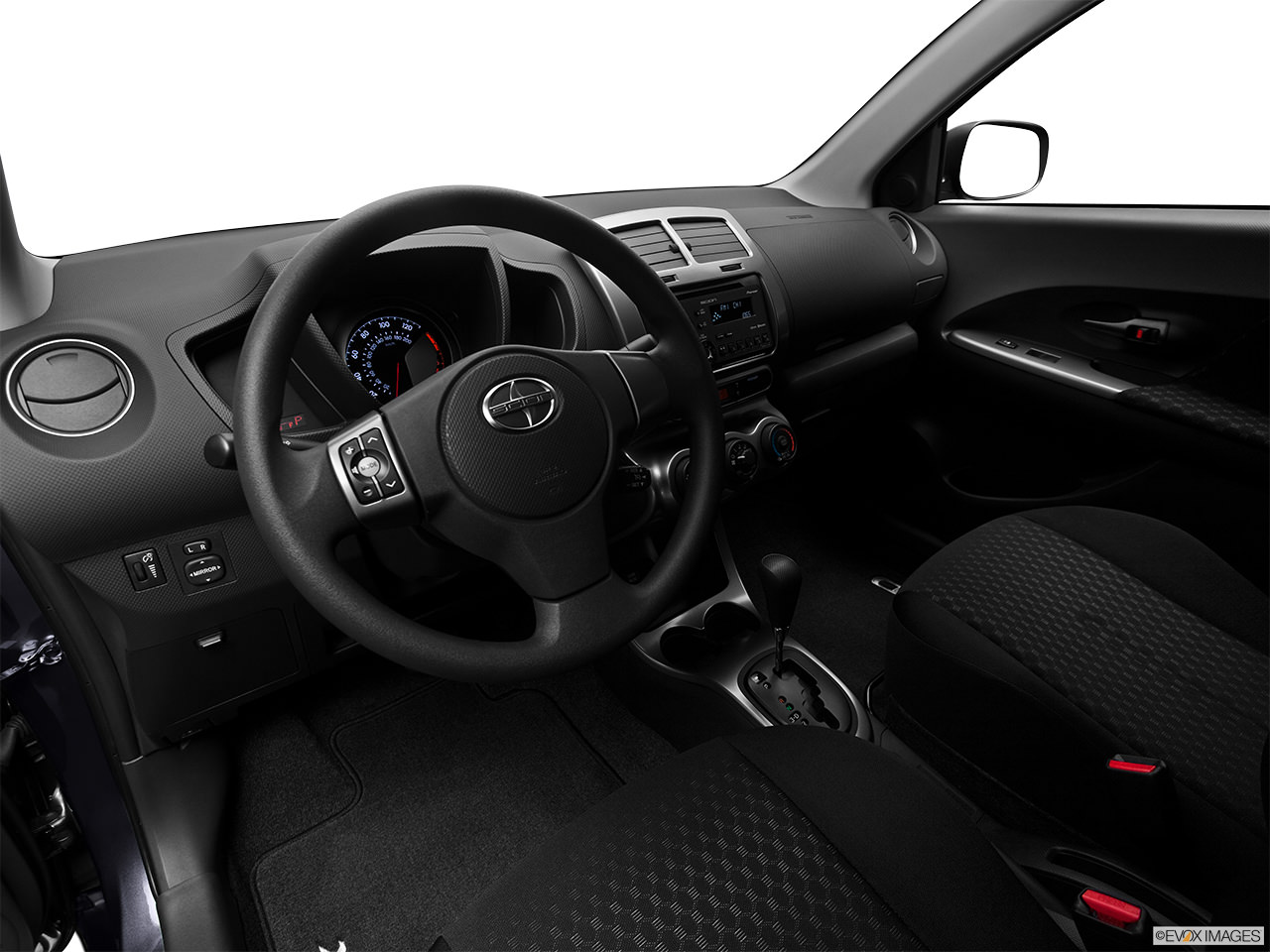 Scion xD 2012 Interior