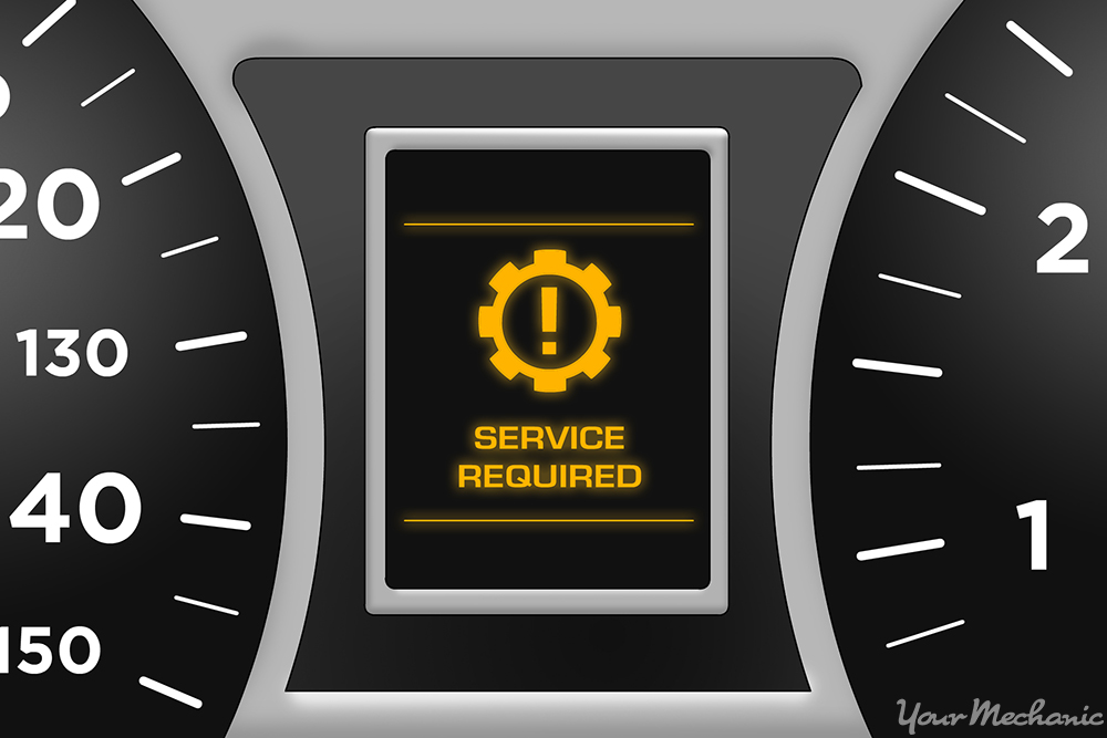 What Does the Service Required Warning Light Mean? | YourMechanic Advice