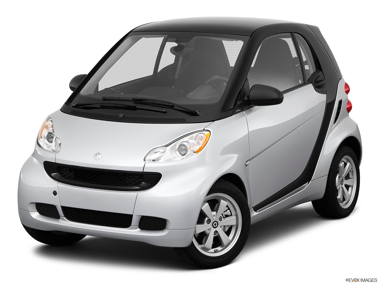 Smart ForTwo EV 2012