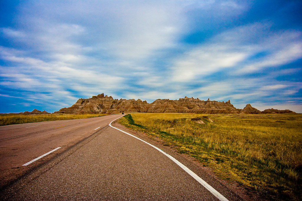 Badlands Loop State Scenic Byway South Dakota
