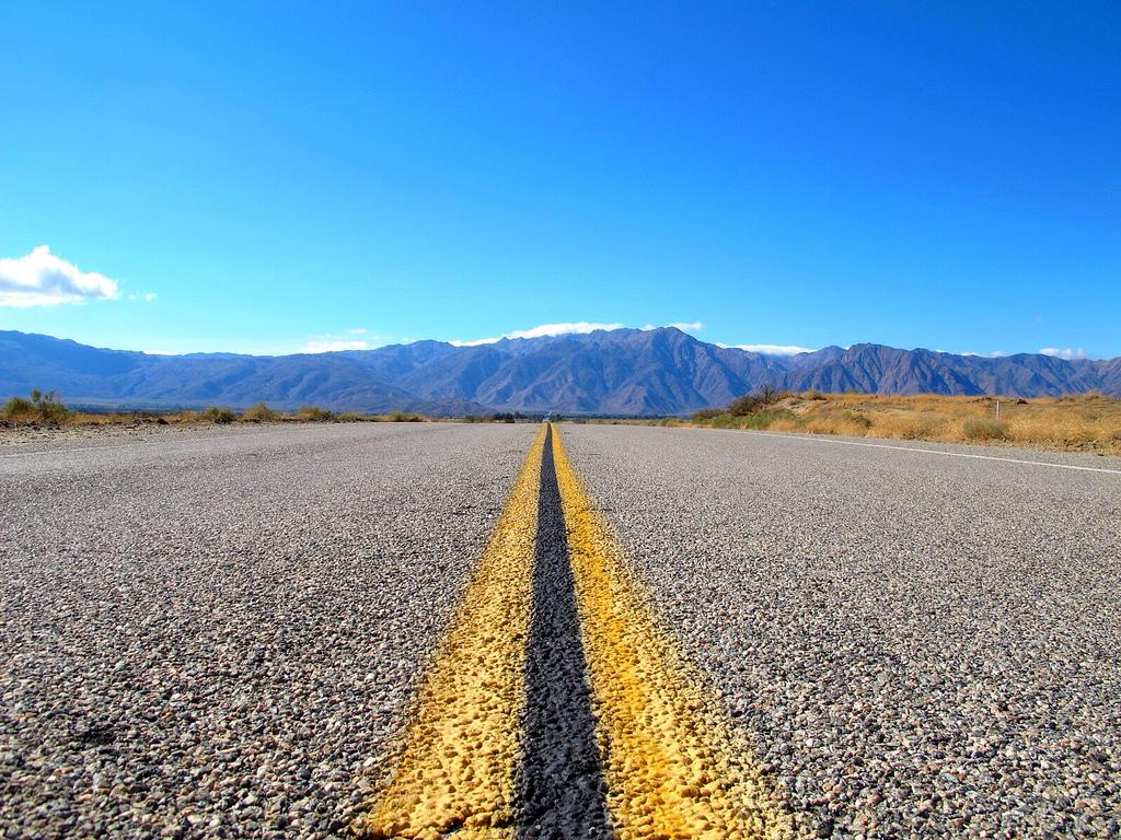 Anza Borrego Desert Southern California