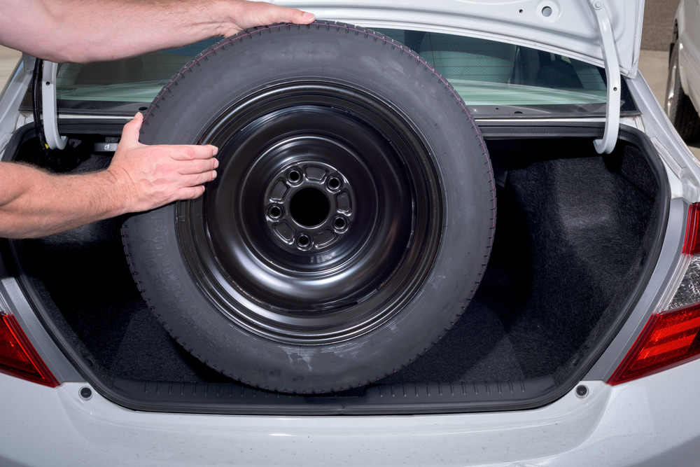 How Do Spare Tires Differ From Regular Tires ...