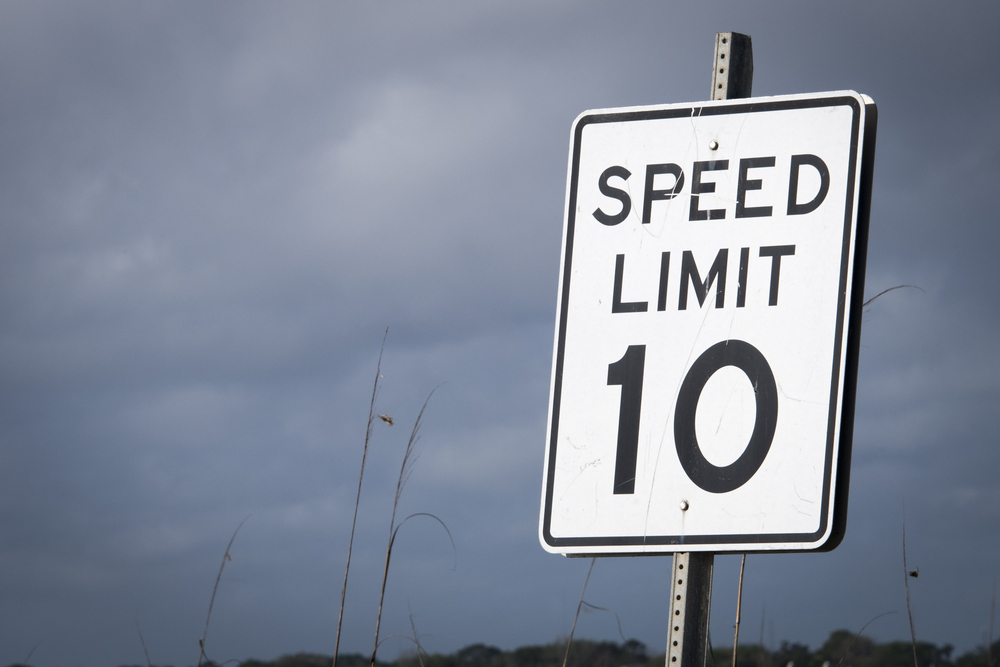Utah Speed Limits, Laws, and Fines