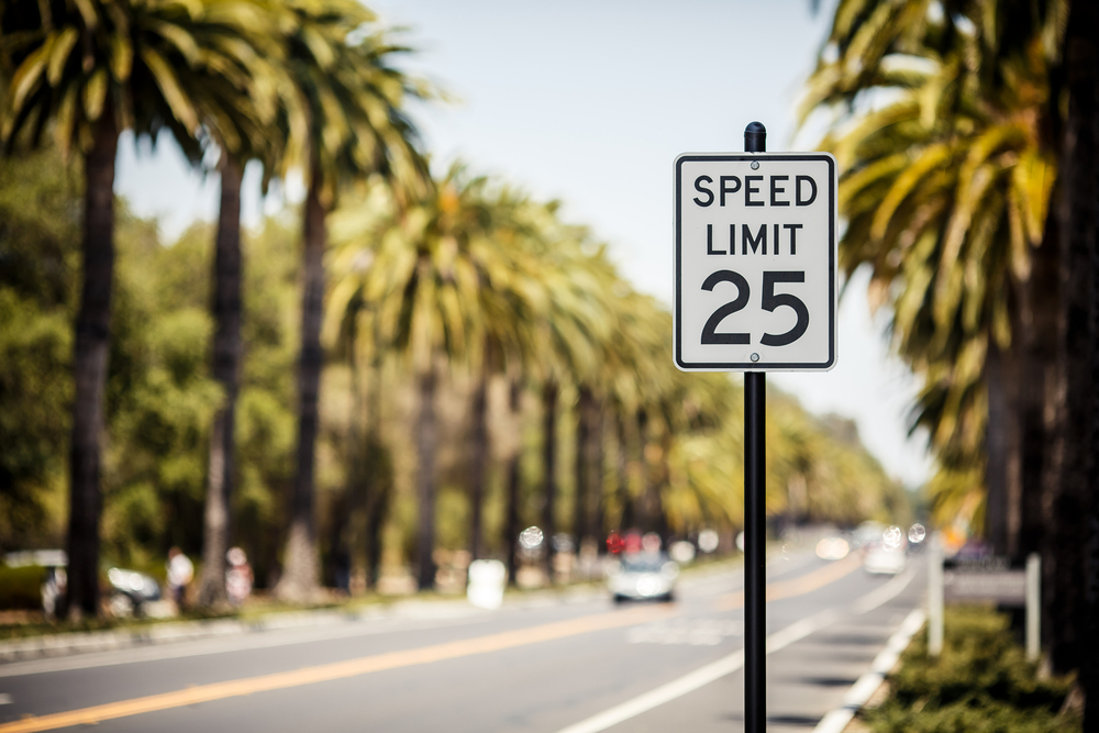 California Speed Limits, Laws, and Fines