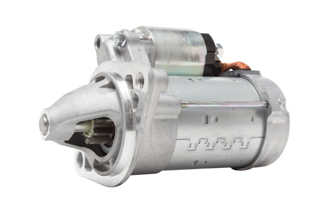 how does a starter motor work yourmechanic advice