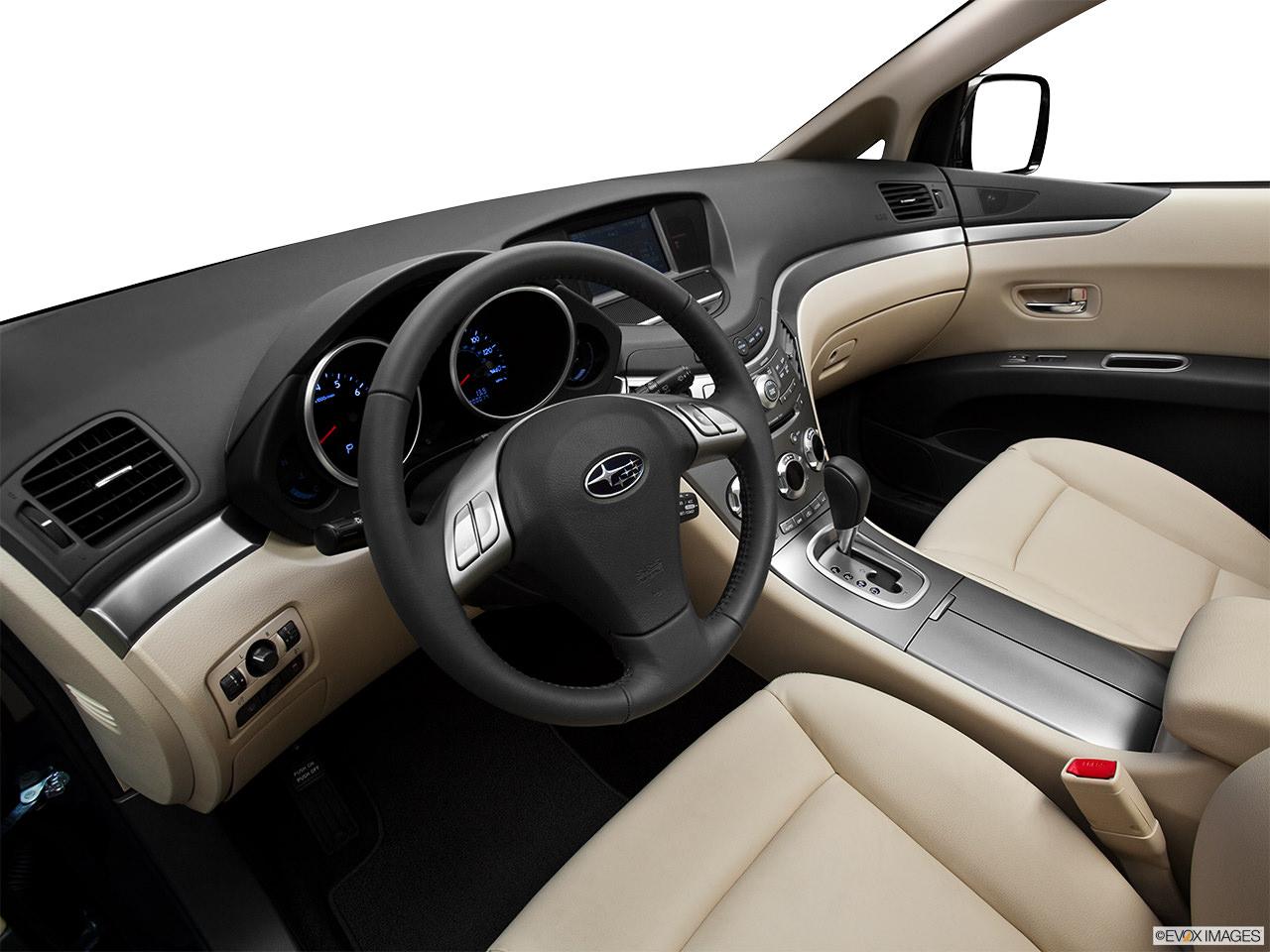 Subaru Tribeca 2012 Interior
