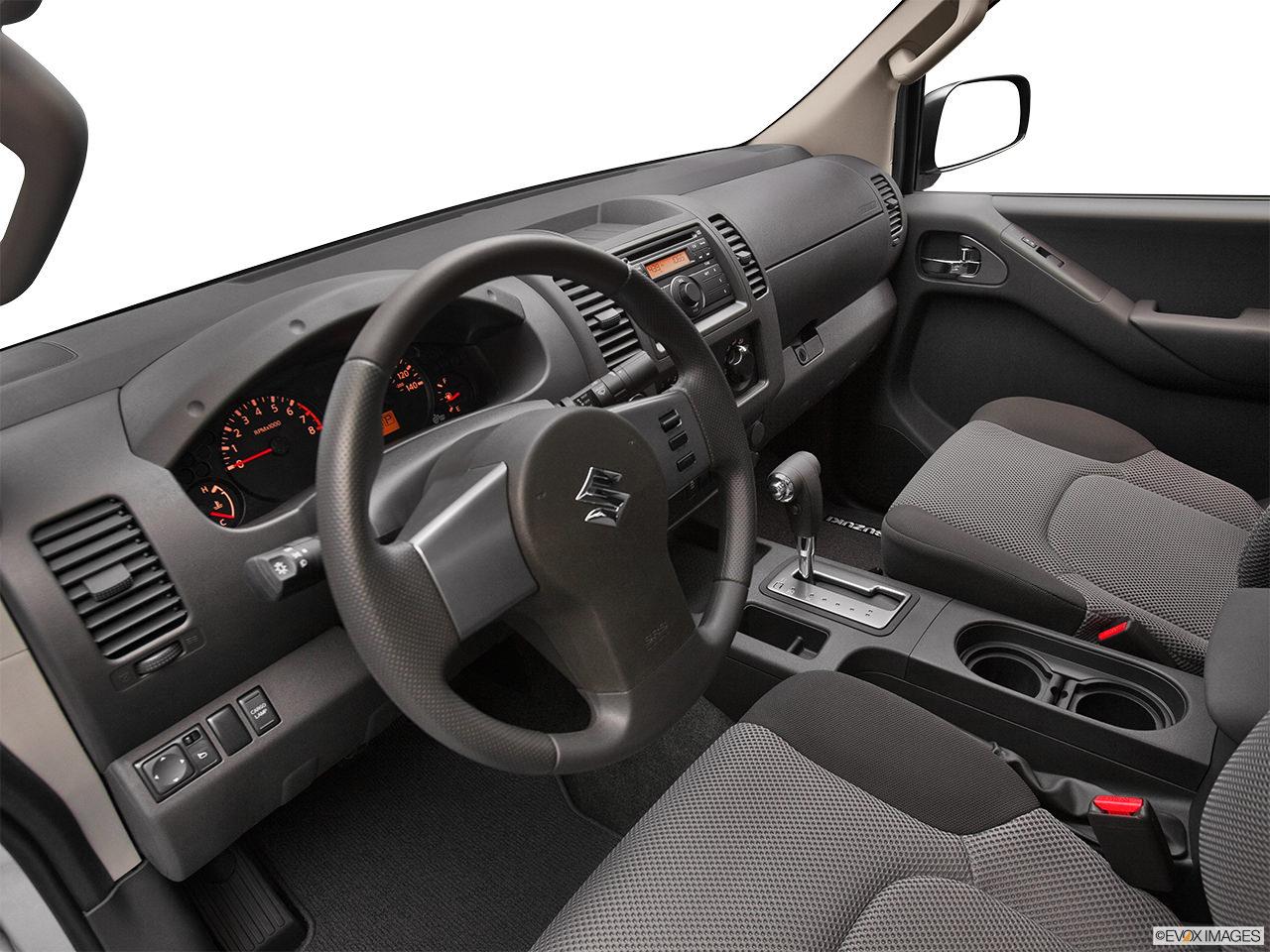 Suzuki Equator 2012 Interior