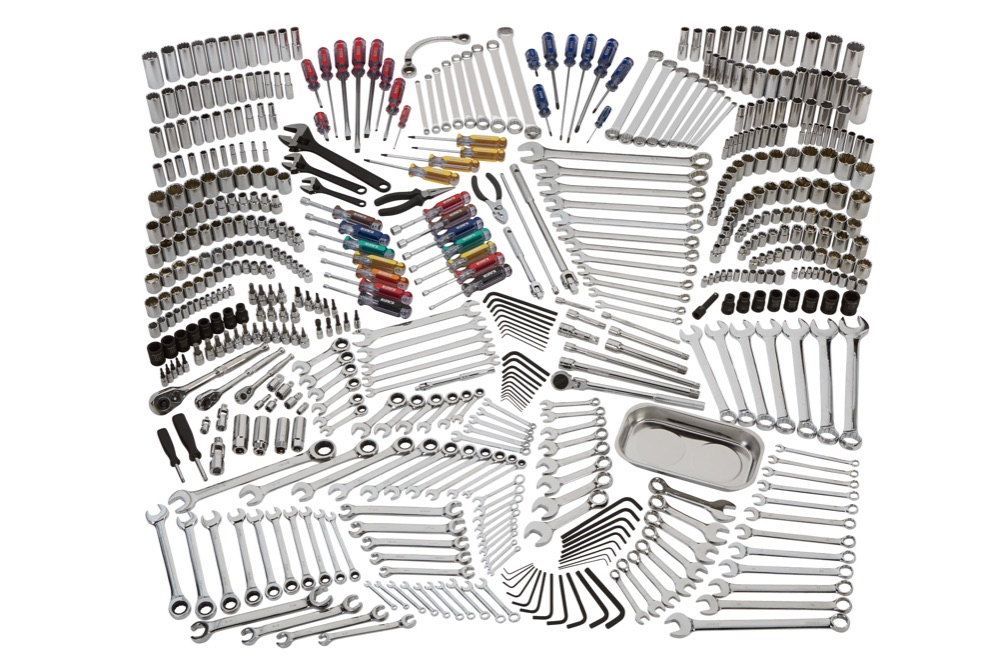 ten best automotive hand tools - klutch