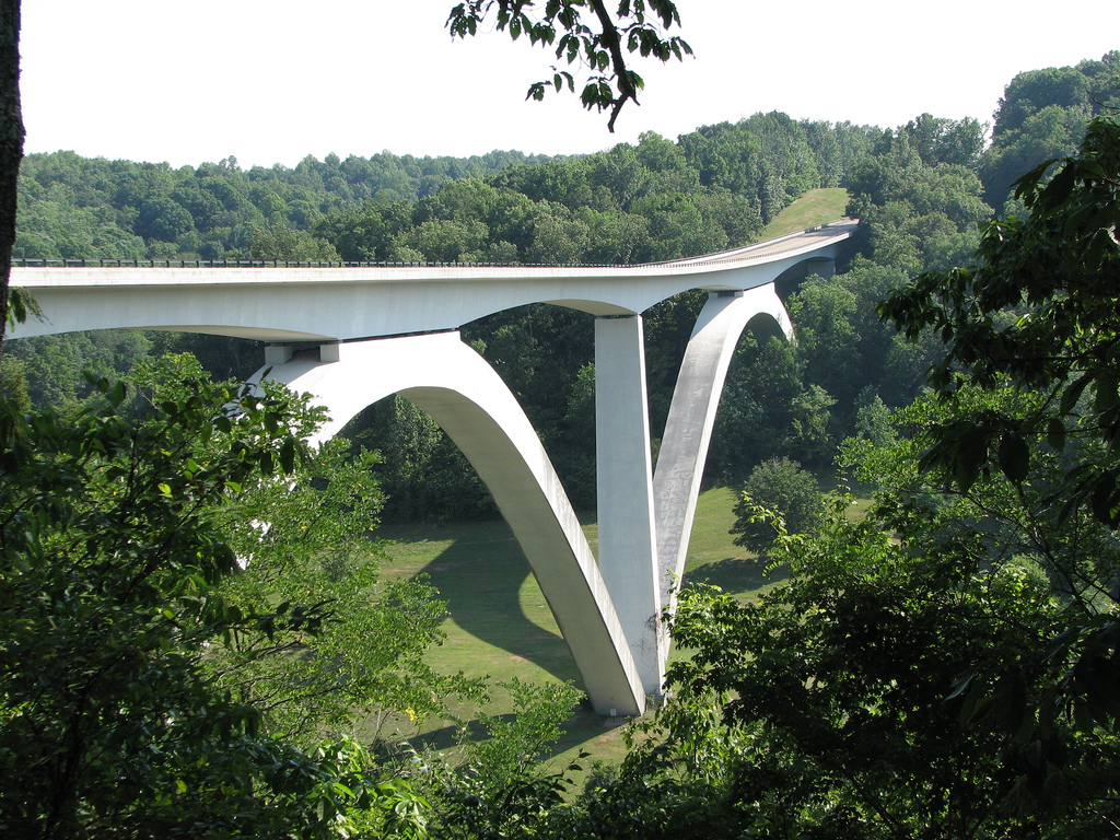 Natchez Trace Parkway Tennessee