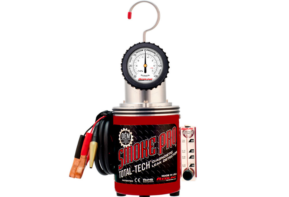 The Best Tool For Mechanics to Check for Intake Vacuum/Boost Pressure Leaks Mac Tools Smoke Pro