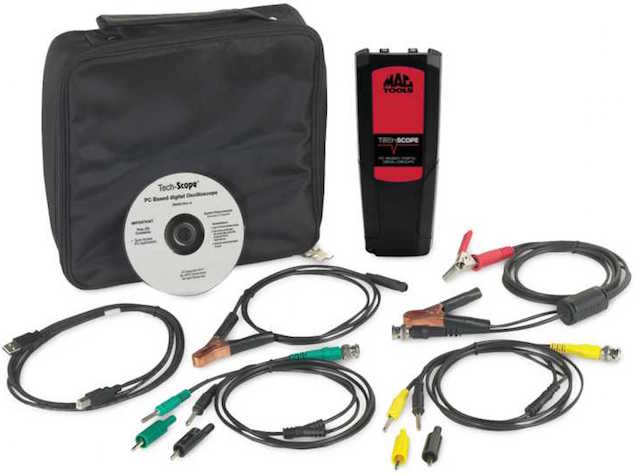 The Best Tool to Diagnose Sensor Failures - oscilloscope