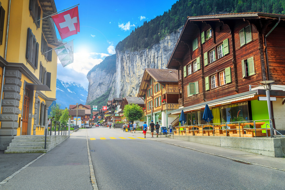 The Traveler's Guide to Driving in Switzerland