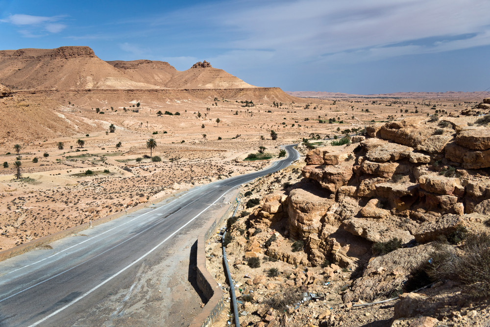 The Traveler's Guide to Driving in Tunisia