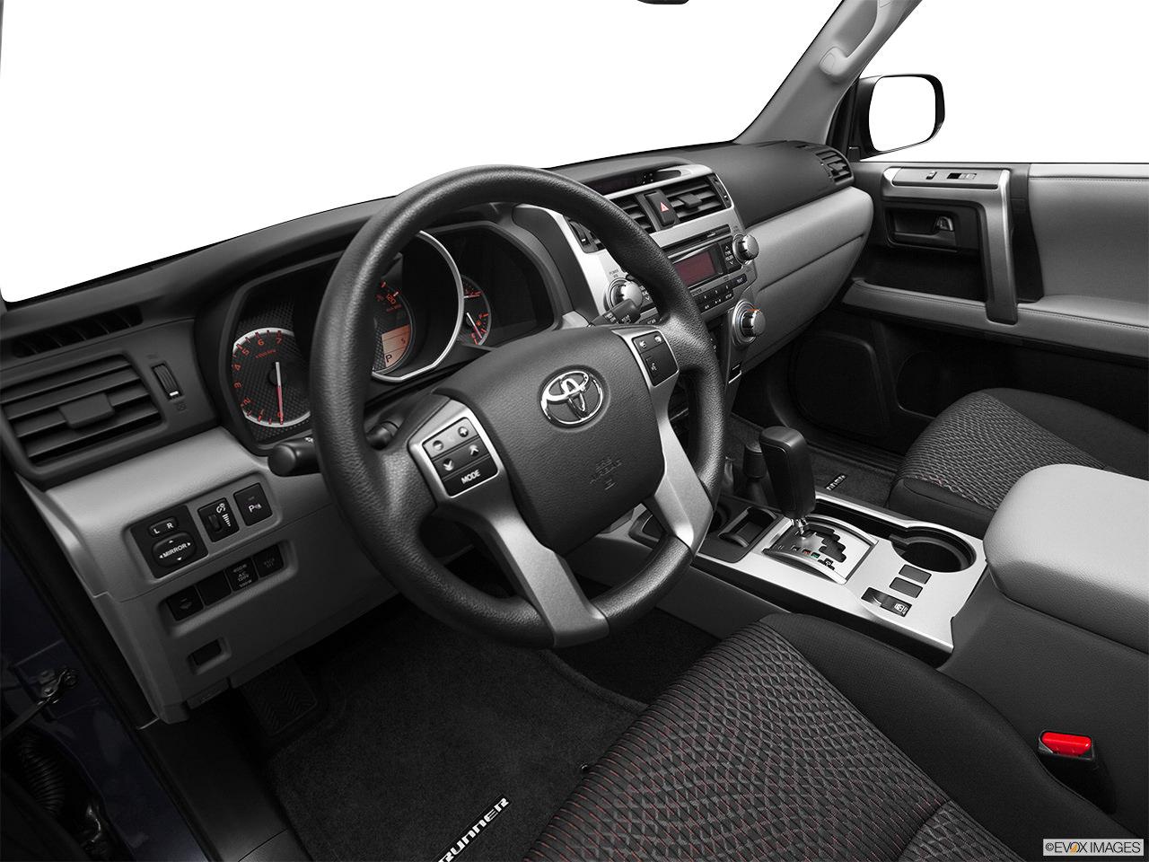 Toyota 4Runner 2012 Interior