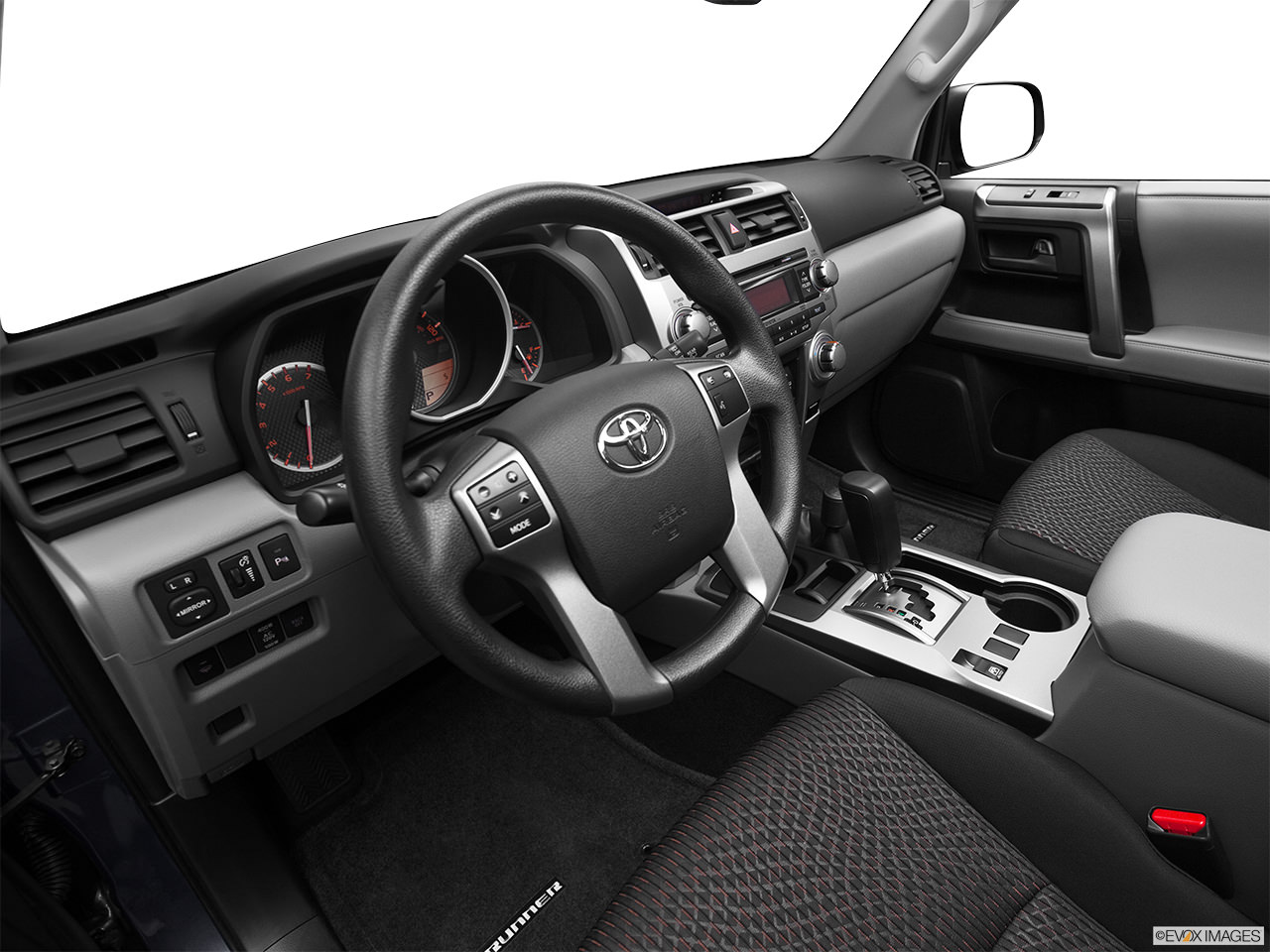 Toyota 4Runner 2012 Interior