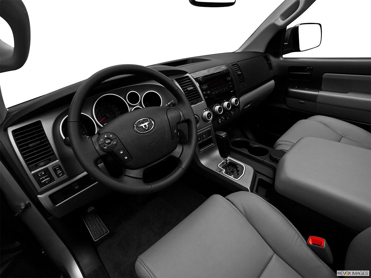 Toyota Sequoia 2012 Interior