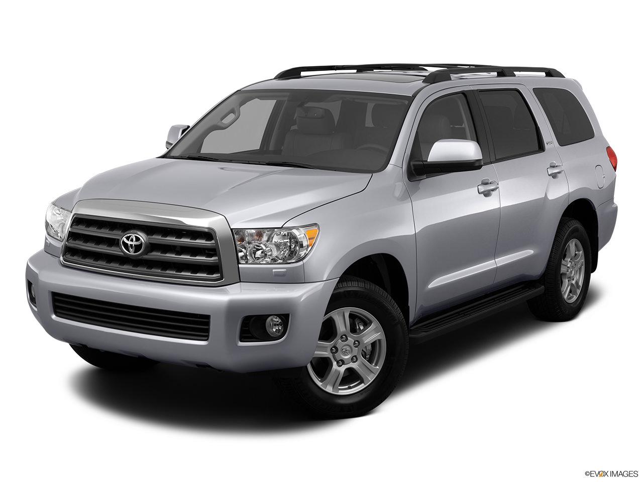 Toyota Sequoia 2012