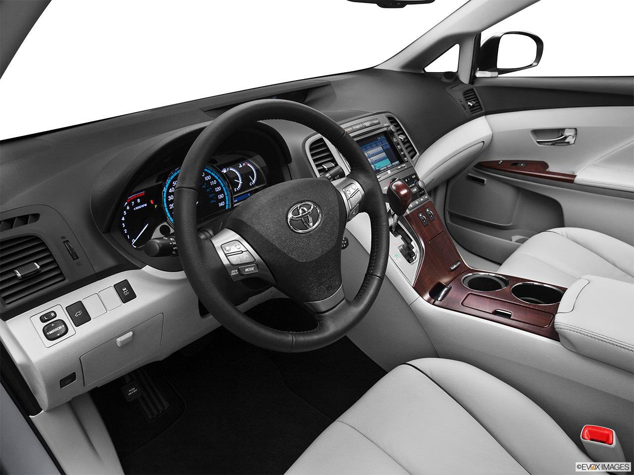 Toyota Venza 2012 Interior
