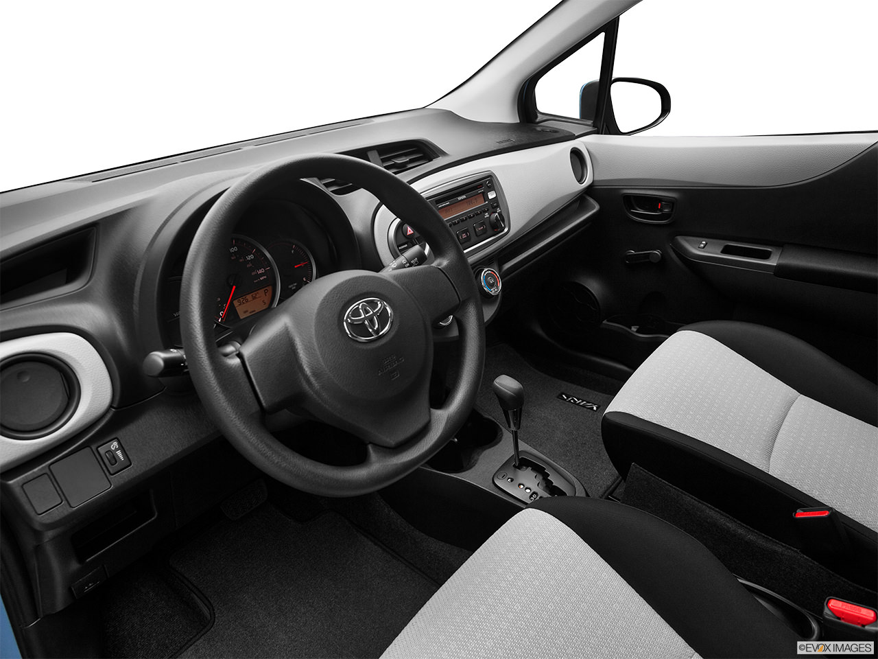 oyota Yaris 2012 Interior