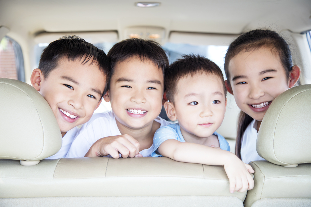 Used Car for 3 or More Kids