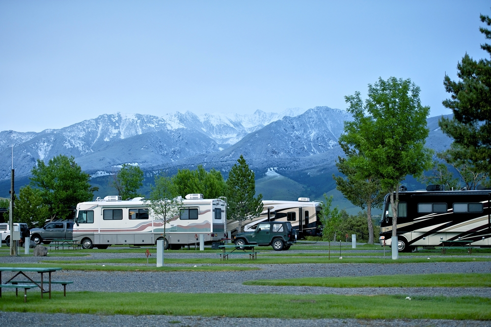 Used Car for Towing Behind an RV
