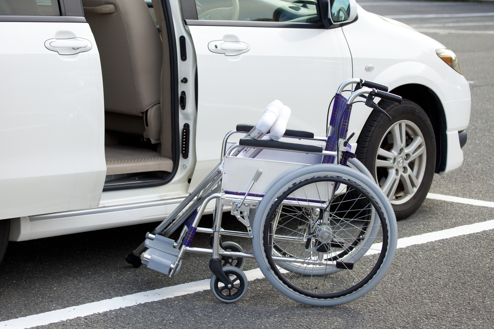 Used Car for Wheelchair Bound