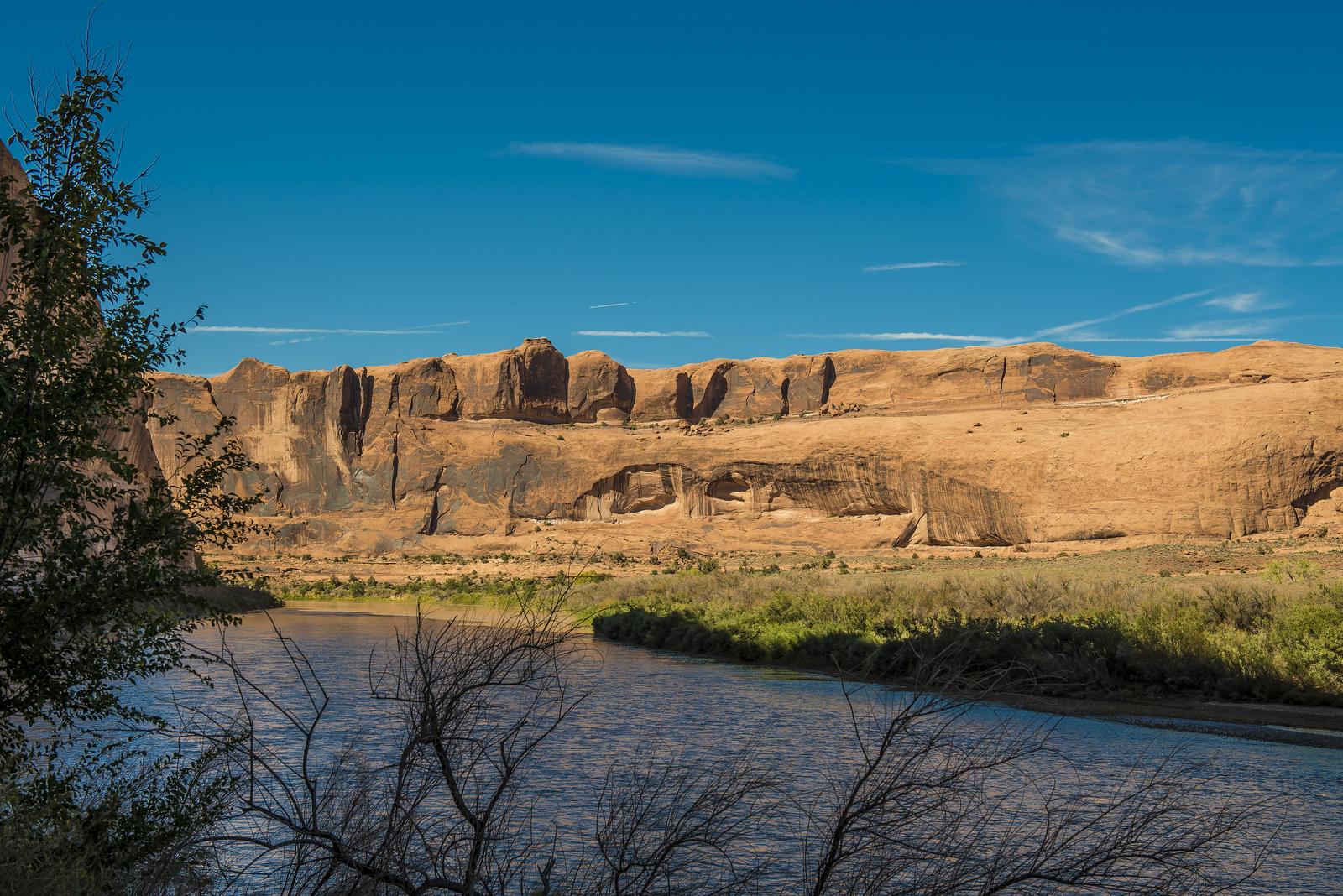 Colorado River Scenic Byway Utah
