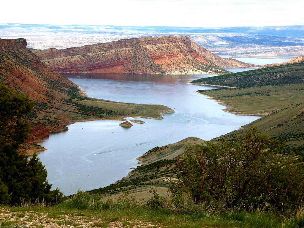 Flaming Gorge-Uintas Scenic Byway Utah